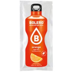 Bolero | Limonade | Orange | sugar free | Dieetwebshop.nl