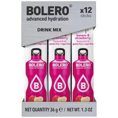 Bolero | Limonade | Banaan & Aardbei | Sticks