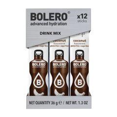 Bolero | Limonade | Kokosnoot | Sticks | Caloriearm