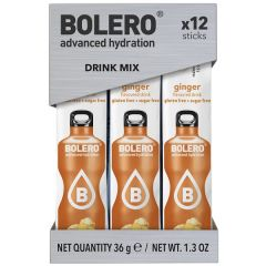 Bolero | Limonade | Gember | Sticks | Caloriearm