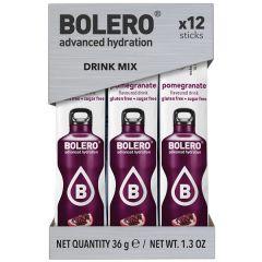 Bolero | Limonade | Granaatappel | Sticks | Caloriearm