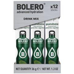Bolero | Limonade | Guanabana | Sticks | Caloriearm