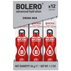 Bolero | Limonade | Guarana | Sticks | Glutenvrij