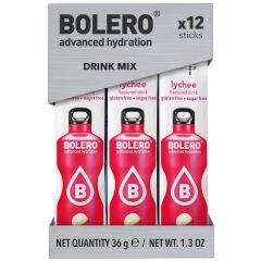 Bolero | Limonade | Lychee | Sticks | Caloriearm