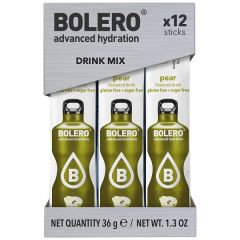 Bolero | Limonade | Peer | Sticks | Suikervrij