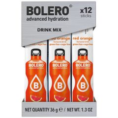 Bolero | Limonade | Red Orange | Sticks | Caloriearm