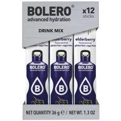 Bolero | Limonade | Vlierbes | Sticks | Koolhydraatvrij