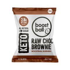 BoostBall | Keto Burners | Raw Chocolate Brownie