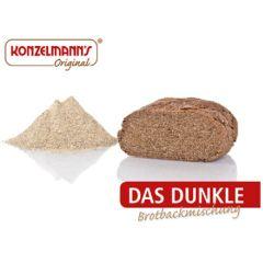 Eiwitrijke Broodmix | Das Dunkle | Konzelmann's | Dieetwebshop.nl