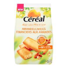 Sugar Free | Céréal | Amandelcakes | Dieetwebshop.nl