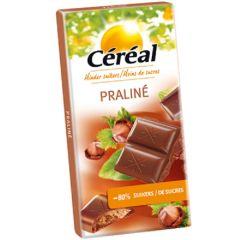 Céréal | Chocoladetablet | Praline | Low Carb | Dieetwebshop.nl