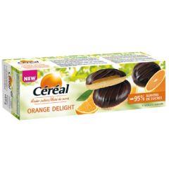 Caloriearme Snack | Céréal | Koekjes | Orange Delight | Dieetwebshop.nl