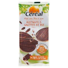Caloriearm | Céréal | Rijstwafel Chocolade | Dieetwebshop.nl