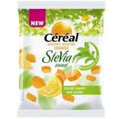 Caloriearm | Céréal | Snoepjes | Orange Sweet | Dieetwebshop.nl