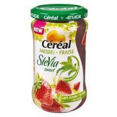 Céréal Stevia | Sweet Confituur | Aardbei | Caloriearm | Dieetwebshop.nl