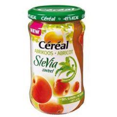 Caloriearm | Céréal Stevia | Sweet Confituur | Abrikoos | Dieetwebshop.nl
