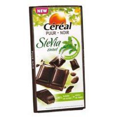 Céréal Stevia | Tablet Puur | Sweet Chocolade | Caloriearme Chocolade | Dieetwebshop.nl