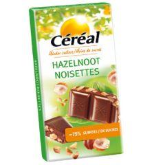 Céréal | Tablet | Hazelnoot | suikervrij | Dieetwebshop.nl