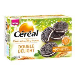 Caloriearm | Céreál | Koekjes | Double Delight | Dieetwebshop.nl