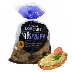 CarbZone | Lijnzaad | Crisp Rolls | eiwitrijk | Dieetwebshop.nl