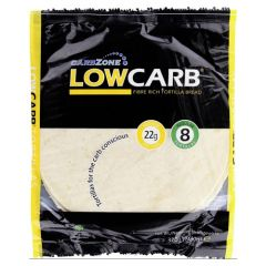 CarbZone | Tortilla's Regular size  | Low Carb | Dieetwebshop.nl