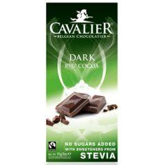 Cavalier | Chocolade Tablet | Puur