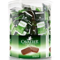Cavalier | Napolitaantjes | Melk Tube | suikervrij | Dieetwebshop.nl