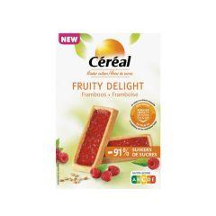Céréal | Minder Suiker | Fruity Delight | Framboos | Caloriearm