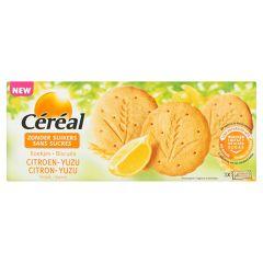 Cereal | Koek | Citroen - YUZU | suikervrij | Dieetwebshop.nl