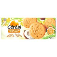 Céréal | Koekjes | Kokos | suikervrij | Dieetwebshop.nl