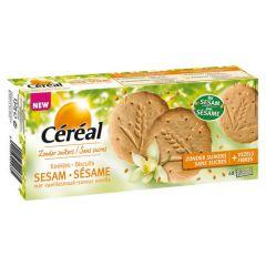 Céréal | Koekjes | Sesam Vanille | suikervrij | Dieetwebshop.nl
