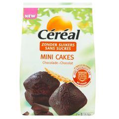Cereal | Mini Cake | Chocolade | suikervrij | Dieetwebshop.nl
