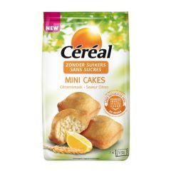 Cereal | Mini Cake | Citroen | suikervrij | Dieetwebshop.nl