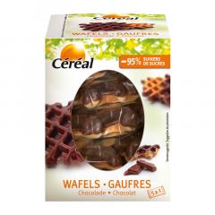 Céréal   Wafels Chocolade   Sugar Free   Dieetwebshop.nl
