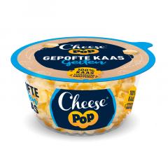 Cheese Pop | Gepofte Geiten Kaas Cup | Koolhydraatarme Snack | Dieetwebshop