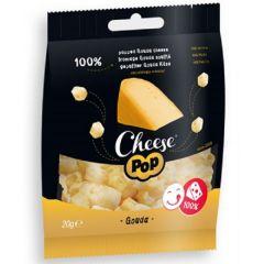 Cheese Pop | Snack Gepofte Goudse Kaas | Eiwitrijke snack | Dieetwebshop.nl