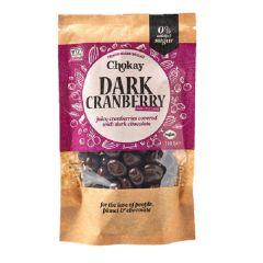 Keto Snack | Chokay | Cranberries | Pure Chocolade | Dieetwebshop.nl