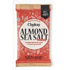 Caloriearm | Chokay | Tablet | Dark Almond Seasalt | Dieetwebshop.nl