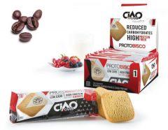 Protobisco Mokka Koffie | Eiwitrijke Koeken | CiaoCarb | Protiplan.nl