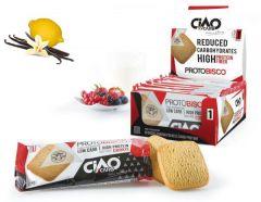 Protobisco Vanille Citroen | Suikerarme Koek | Ciao Carb