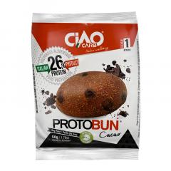 Protobun Cacao   Ciao Carb   Protiplan  eiwitrijk brood