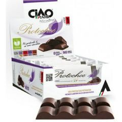 Ciao Carb Protochoc Chocolade Puur Doos | Protiplan.nl