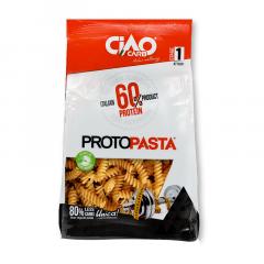 Fusilli | Ciao Carb | Protiplan | eiwitrijke pasta| eiwitdieet