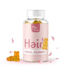 Clean Foods | Haar + Nagels Gummy | Dieetwebshop