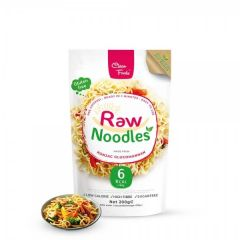 Clean Foods | Raw Noodles