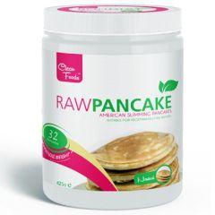 Caloriearm | Clean Foods | Raw Pancake | Banaan | Dieetwebshop.nl
