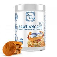 Caloriearme wafels | Clean Foods | Raw Pancake | Dutch Waffle | Dieetwebshop.nl