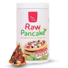 Eiwitrijk | Clean Foods | Raw Pancake | Pizzasmaak | Dieetwebshop.nl
