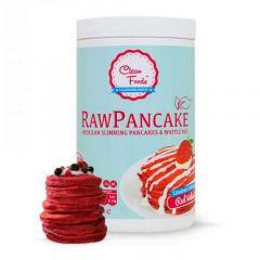 Clean Foods | Raw Pancake | Red Velvet | Eiwitrijk | Dieetwebshop.nl