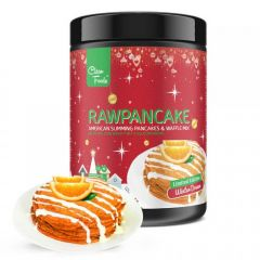 Clean Foods | Raw Pancake | Winter Edition | koolhydraatarm dieet